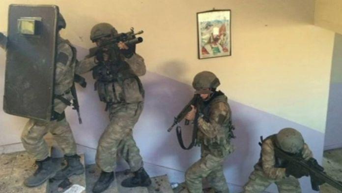 Genelkurmay: 12 terörist etkisiz hale getirildi