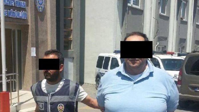 Dolandırıcılık yapan sahte albay tutuklandı