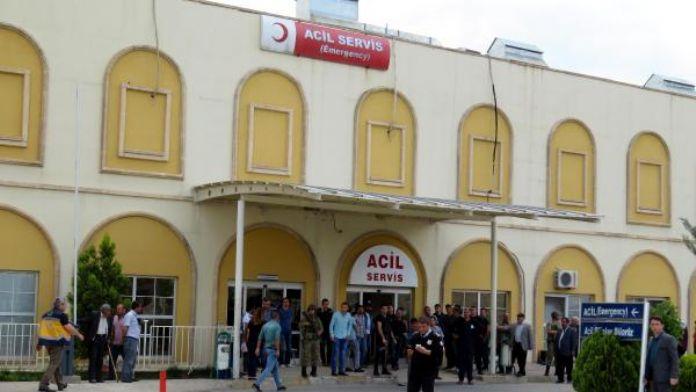 Mardin'de askeri araca bombalı saldırı: 5 yaralı / Fotoğraflar