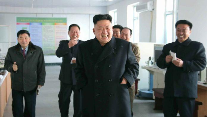 İşçi Partisi'nin yeni lideri Kim Jong-un oldu