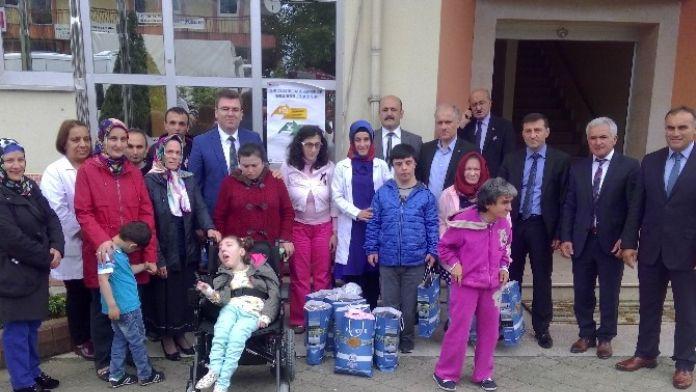 Başkan Balta, 'Engelliye Bakmak Gönül İşidir'