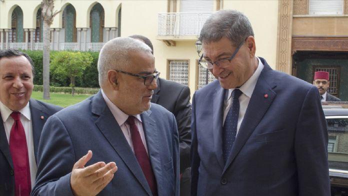 Tunus Başbakanı Sıyd Rabat'ta