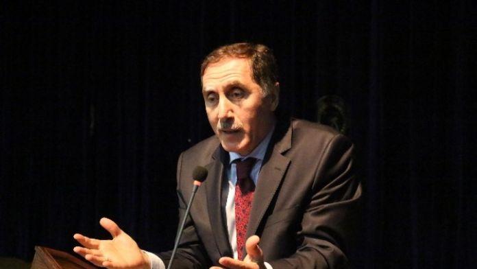 Cumhurbaşkanı Başdanışmanı Şeref Malkoç İskenderun'da