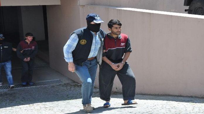 Terör operasyonunda 9 tutuklama