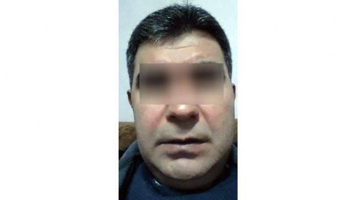 Tacizci hastabakıcı tutuklandı