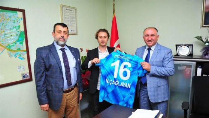 Orhangazispor'la Bursaspor işbirbiği için ilk adımlar