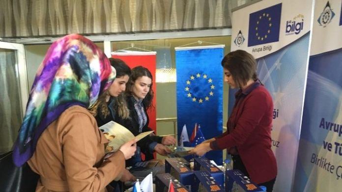 ETSO AB Bilgi Merkezi'nden Avrupa Günü Etkinliği
