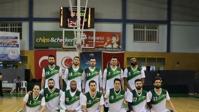 Büyükşehir Basket Takımı Gediz Üniversitesi İle Karşılaşacak
