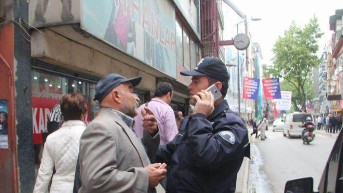 Madenciyi Dolandırılmaktan Polisler Kurtardı