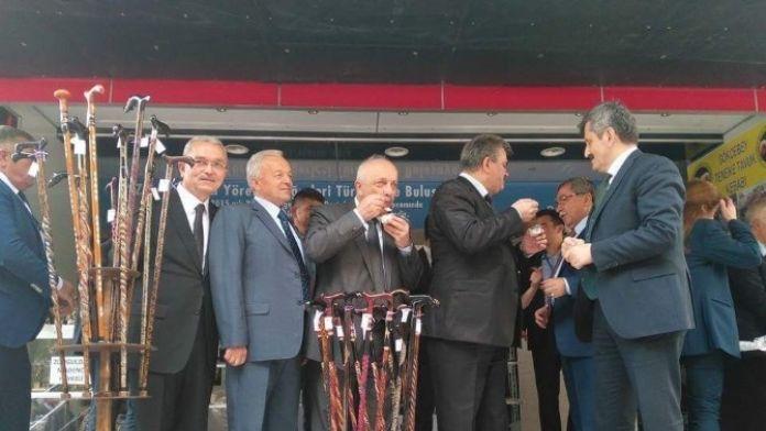 Zonguldak Yöresel Ürünleri Tanıtım Tır'ının Ankara'da Açılışı Yapıldı