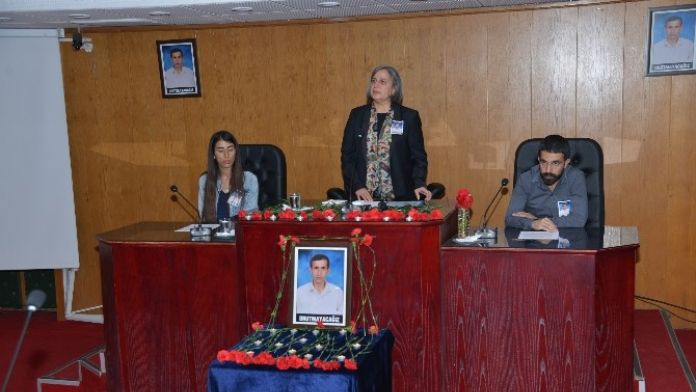 Bombalı Saldırıda Hayatını Kaybeden Belediye Meclis Üyesi Anma Düzenlendi