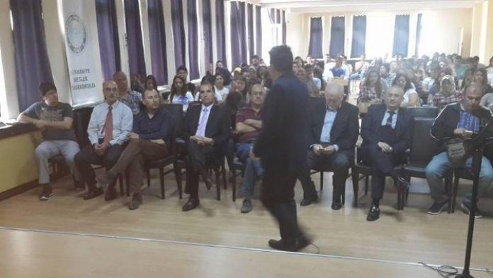 Burhaniye'de Satış Ve Pazarlama Teknikleri Semineri