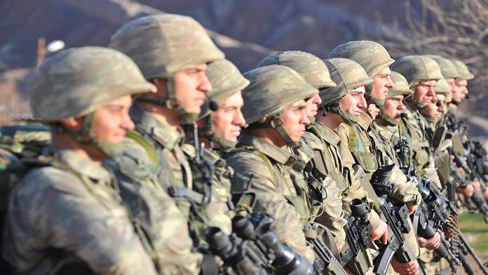 Askeri kaynaklar : 22 Temmuz 2015 tarihinden bugüne kadar 6 bin 623 PKK'lı terörist etkisiz hale getirildi
