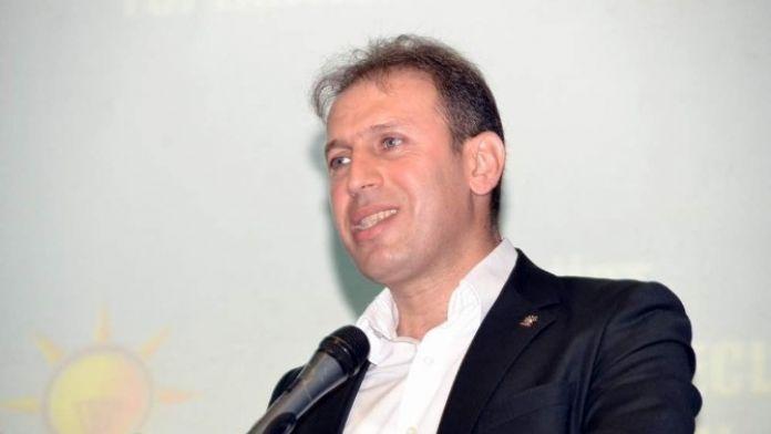AK Parti Siirt Danışma Meclisi Toplantısı Düzenlendi
