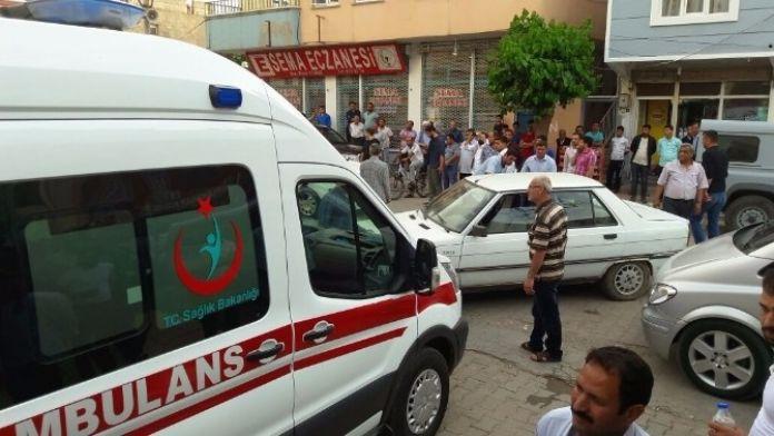 Evine Giden Polise Silahlı Saldırı