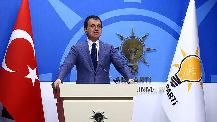 Çelik, 'Kılıçdaroğlu'nun açıklamasını vahim buluyoruz'