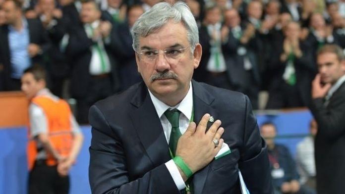 Bursaspor'dan eski yönetime suç duyurusu