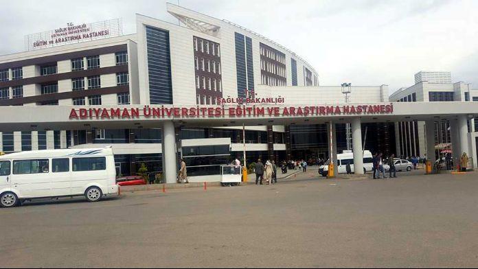 Güvenlikçilerle sağlık çalışanları arasında kavga