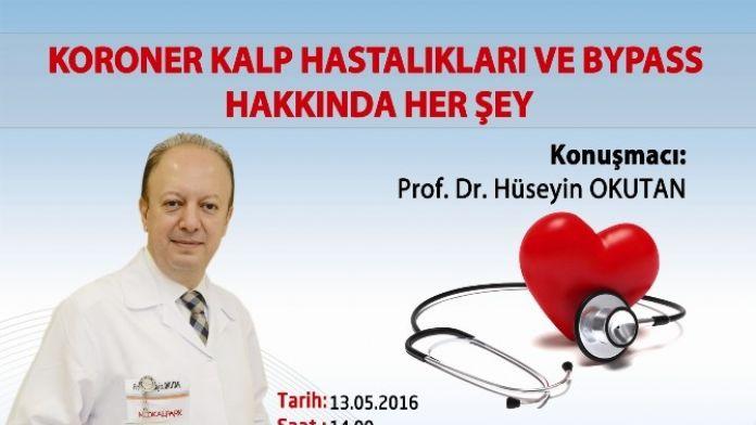 Prof. Dr. Hüseyin Okutan Kaş Halkıyla Buluşacak
