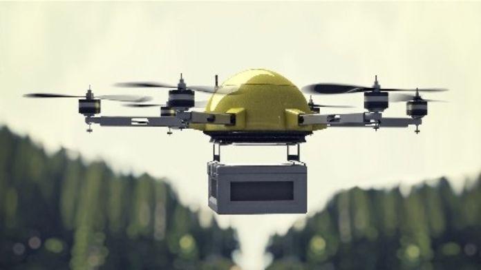 İKÜ'de Drone'lar Yarışıyor