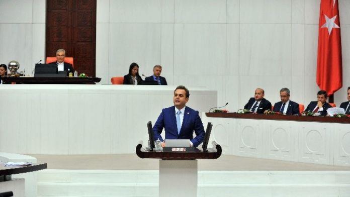Milletvekili Kök'ten Bakan Ala'ya Soru Önergesi