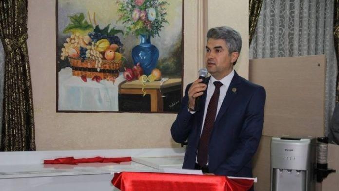 Sağlık-sen Bayburt Şube Başkanı Lökoğlu'ndan Hemşireler Haftası Mesajı