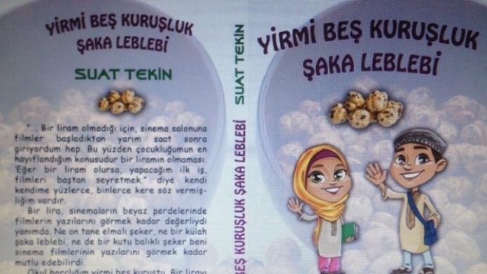 Suat Tekin'in İlk Çocuk Öykü Kitabı Çıktı