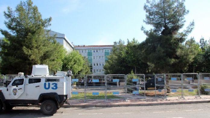 Diyarbakır Adliyesi Önünde Yapılması Planlanan Eyleme Yasaklama Kararı