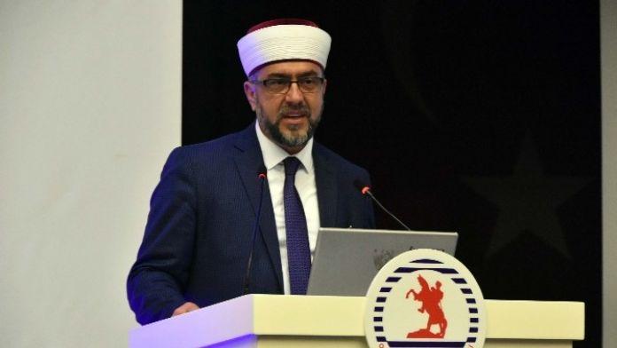 İskeçe Müftüsü Ahmet Mete: 'Türkiye Güçlü Olursa Biz De Güçlü Oluruz'