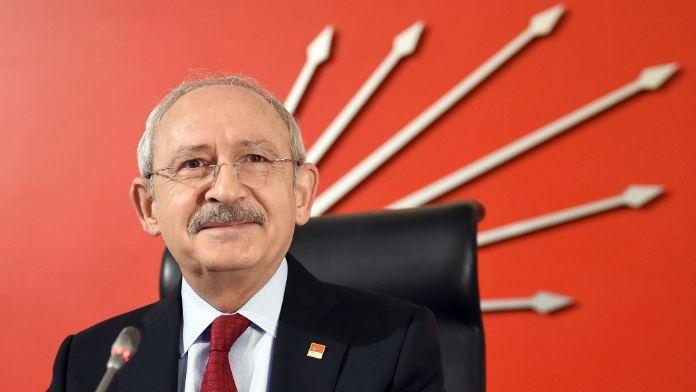 Kılıçdaroğlu Alman Bakan'la görüştü