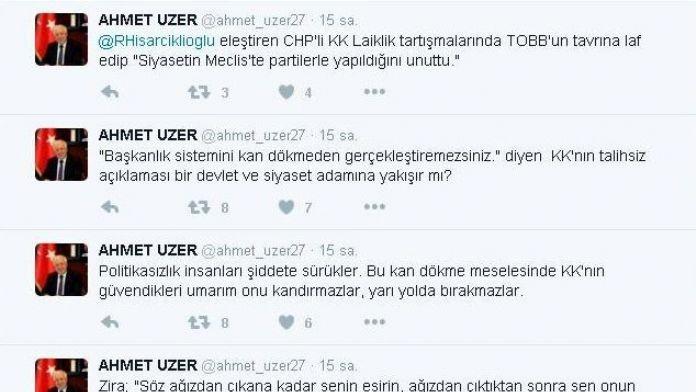 Başkanlık Sistemine 'Kanlı' Değerlendirmede Bulunan Kılıçdaroğlu'na İlginç Öneri