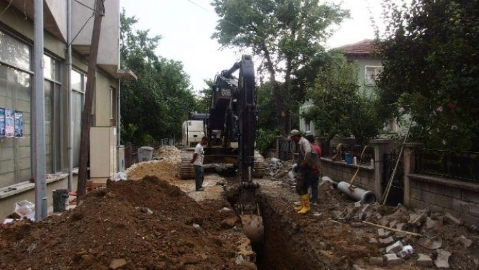 Daday'da Alt Yapı Çalışmaları 19 Mayıs'ta Bitecek