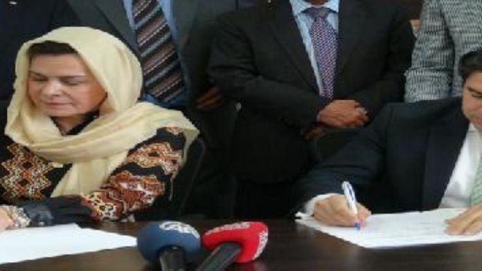 Türk Kızılay'ı Kabil'de ofis açıyor