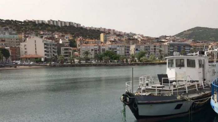 Dikili'de dalış turizmi için sahil güvenlik teknesi batırılacak