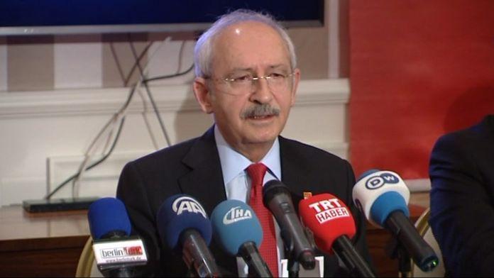 Kılıçdaroğlu: Gidince ağzının payını vereceğim