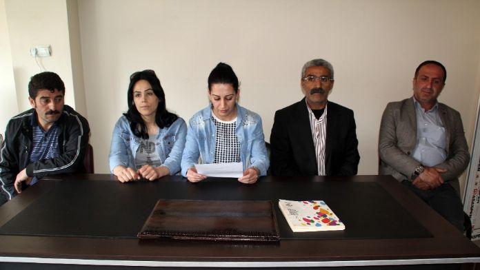 HDP Hakkari İl Eş Başkanı gözaltında !