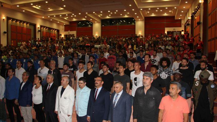 İnönü Üniversitesinde 'BESYO Kariyer Günleri'
