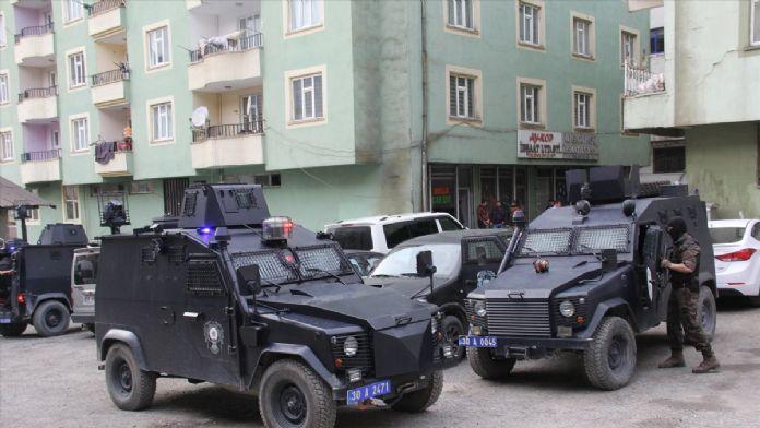 Hakkari HDP İl Eş Başkanı gözaltına alındı