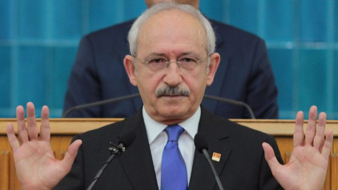 Kılıçdaroğlu'na tepki