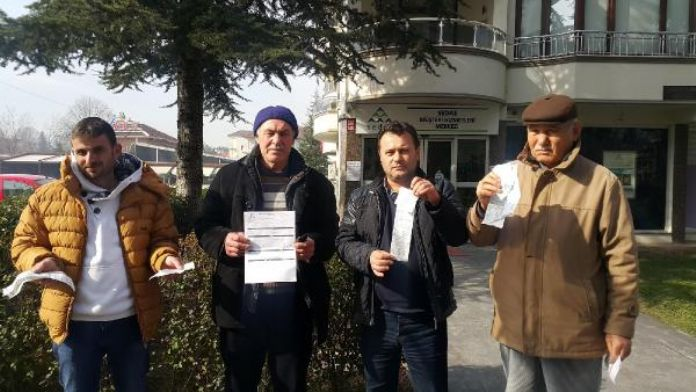 Düzce'de fatura dolandırıcılığına tutuklama