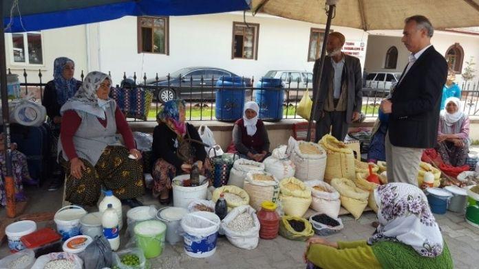 Başkan Öztürk'ten Pazarcılara Müjde
