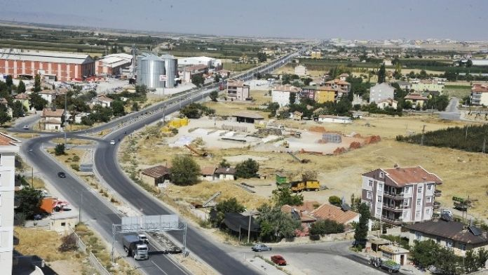 Karaman'da Önemli Güzergahların Aydınlatmaları Bu Yıl Tamamlanacak