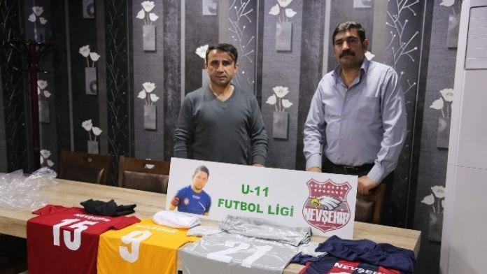 U-11 Minikler Futbol Şenliğinin Bu Yıl Ki Adı 'Battal Uğurlu' Ligi Olacak