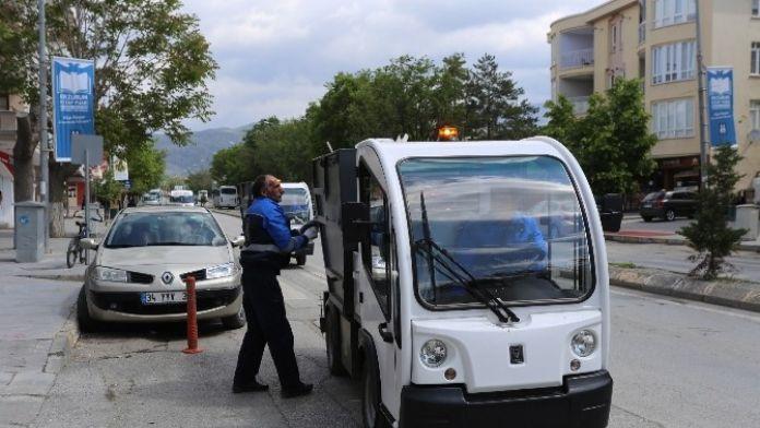 Erzincan Belediyesi, Çevre Dostu Çalışmalar Yapmaya Devam Ediyor