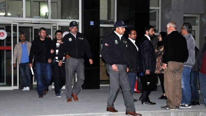 Çorum'da Paralel Yapı Operasyonunda Üç Tutuklama