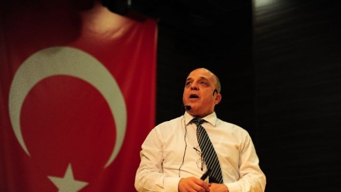 Herkes İçin Spor Federasyonu Başkanı Prof. Dr. Zorba Adana'da