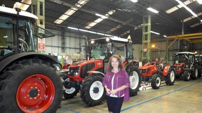 Traktör Devinden Tarım Dünyasına Anlamlı Mesaj
