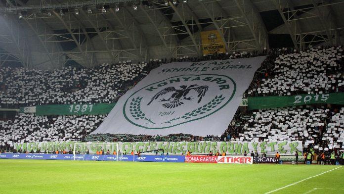 Torku Konyaspor'dan cezaya sert tepki