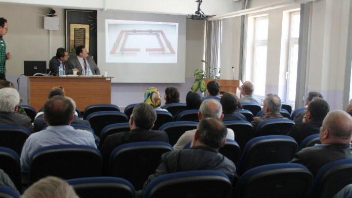 Bartın'da Ön Bilgilendirme Toplantısı Düzenlendi
