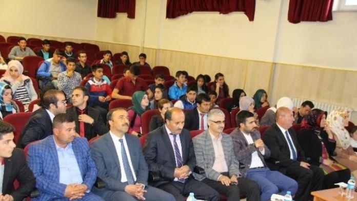 Varto'da Kur'an-ı Kerim'i Okuma Yarışması